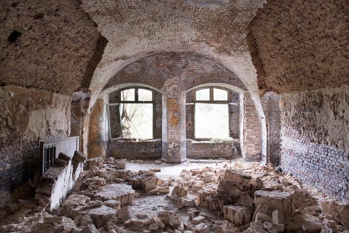 Заброшенные места Bart Synowiec