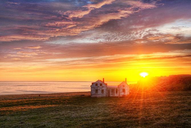 19 идеальных мест для уединения