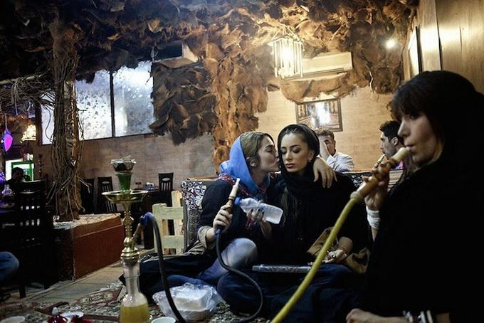 Другой Иран Hossein Fatemi