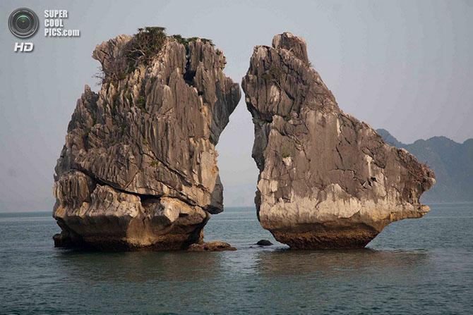 Путешествие по бухте Халонг во Вьетнаме