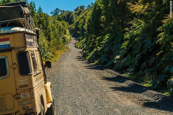 Самые необычные маршруты Южной Америки