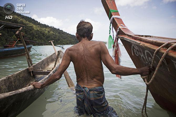 Жизнь морских кочевников
