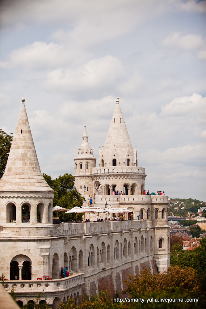 Прогулка по Будапешту