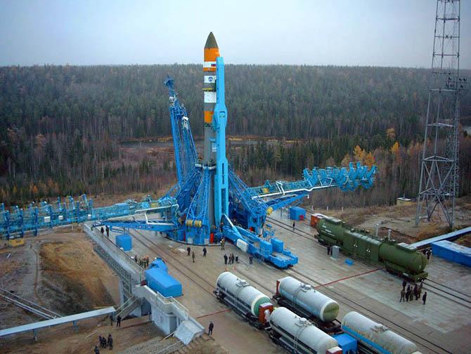 7 крупнейших космодромов мира