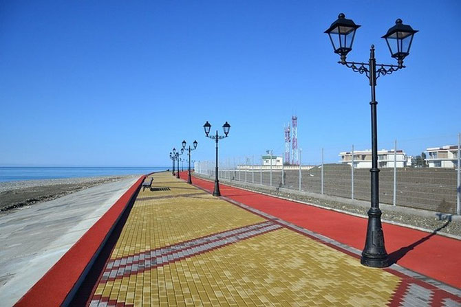 «Город призрак» или Сочи после Олимпиады…