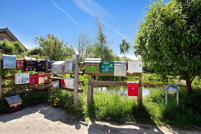 Эко-поселение: работа, детский сад и речка рядом