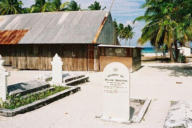 Путешествие на уединенный остров Палмерстон