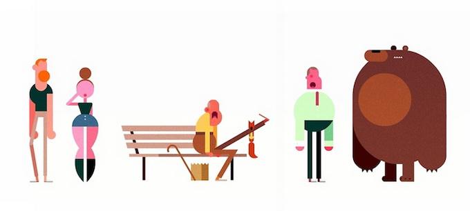 Иллюстратор Robin Davey
