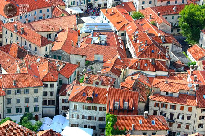 Путешествие в древний город Черногории