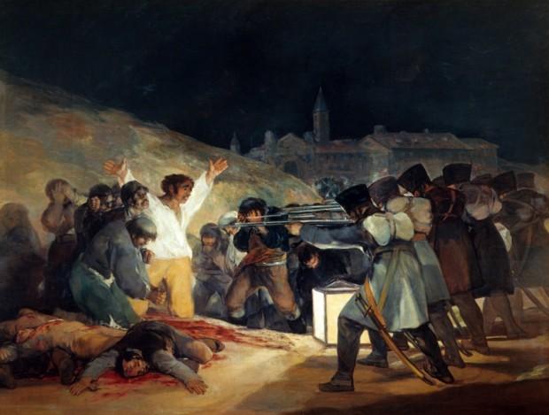 «Третье мая 1808 года в Мадриде» — историческое полотно Франсиско Гойи, написанное в 1814 году и выставленное в мадридском музее Прадо.