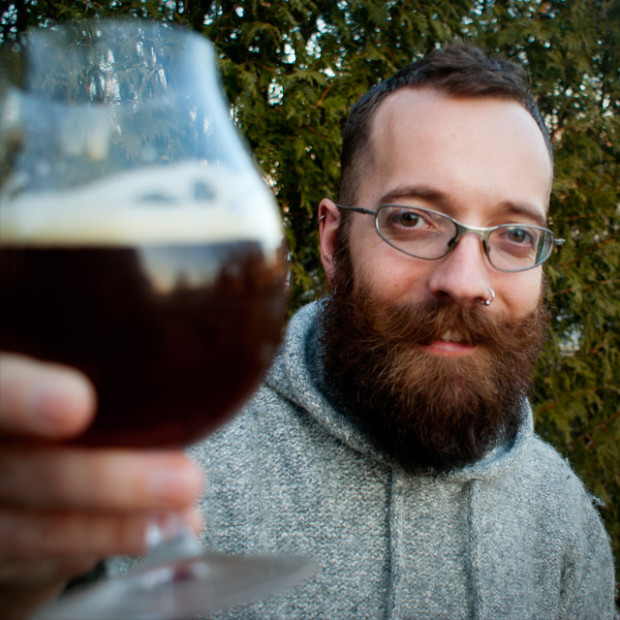 Дизайнер из Канады решил прожить 40 дней на одном пиве