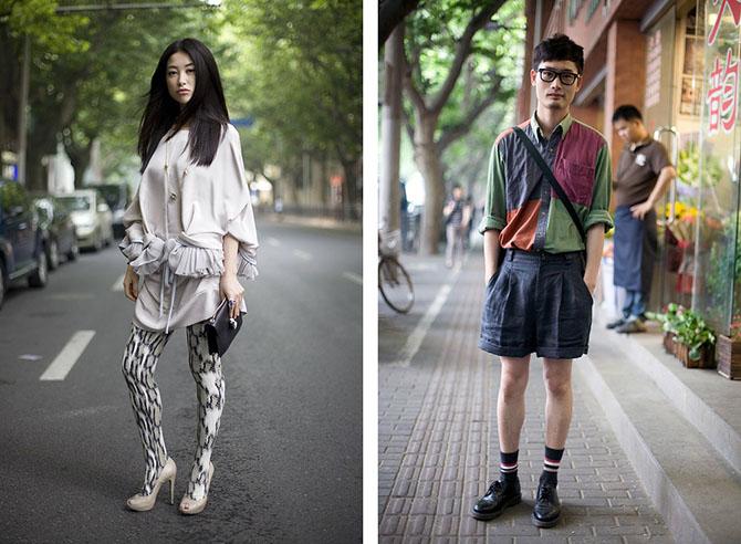 25 ярких примеров уличной моды со всего мира