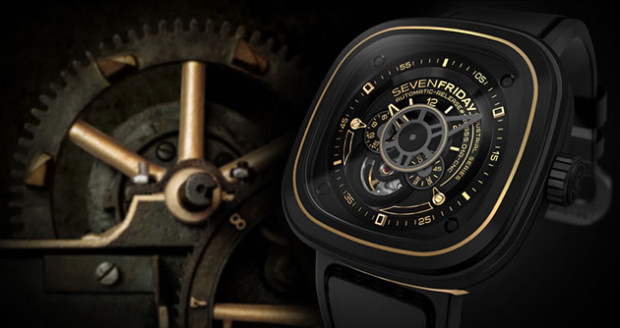 7 самых необычных и интересных моделей наручных часов