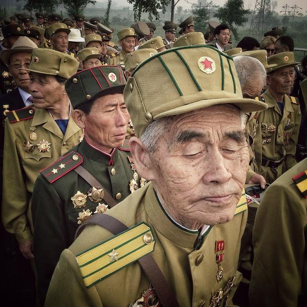 Инстаграм-фото о настоящей жизни Северной Корее