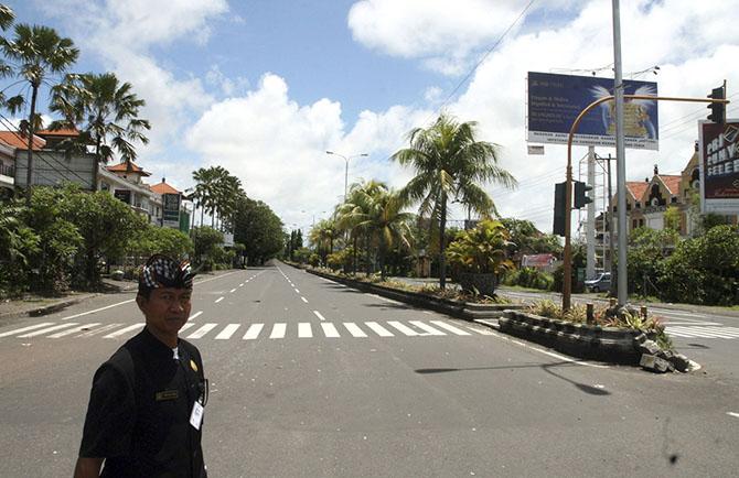 Как отмечают Новый год на Бали