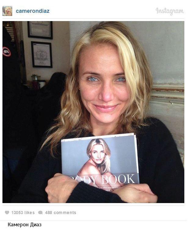 Знаменитости в реальной жизни и без макияжа (30 фото)