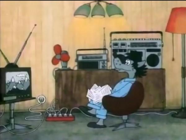 Как создавался мультфильм