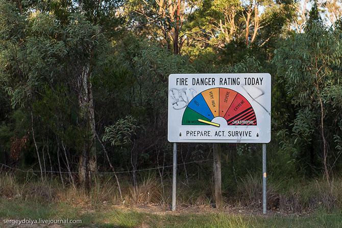 Прогулка по спальным районам Австралии