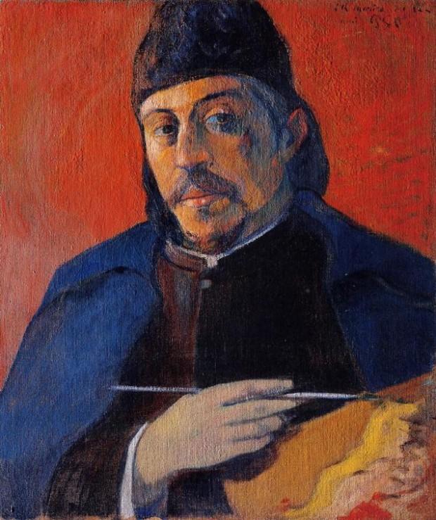 22 селфи, сделанных легендарными мастерами живописи задолго до появления Инстаграма