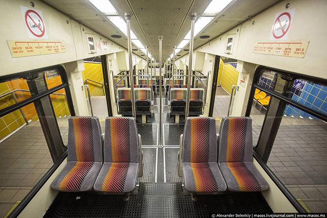 Как устроено самое маленькое метро в мире