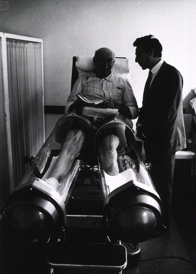 Медицинское оборудование прошлого, от которого бросает в дрожь