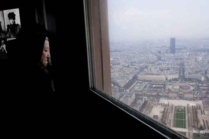 125-летие Эйфелевой башни