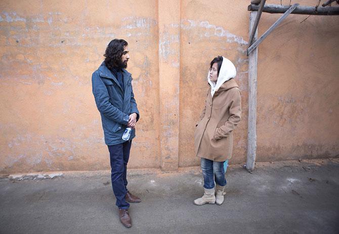 Прогулка по современному Кабулу