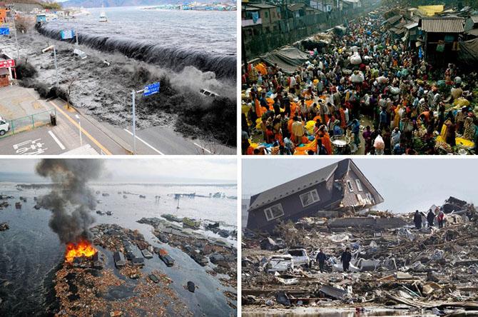 10 городов, наиболее подверженных рискам пострадать от стихийных бедствий
