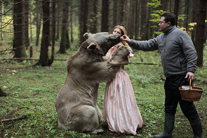 Суровый русский фотограф