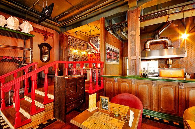 Новый авангардный ресторан FABRIKAКУХНИ в Перми