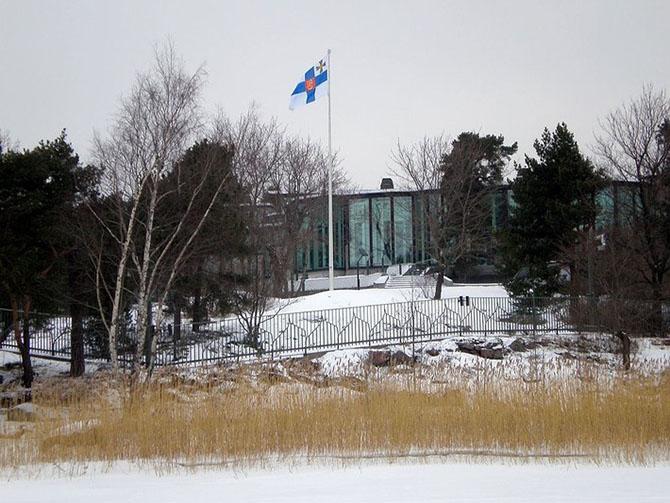 13 необычных современных правительственных зданий мира