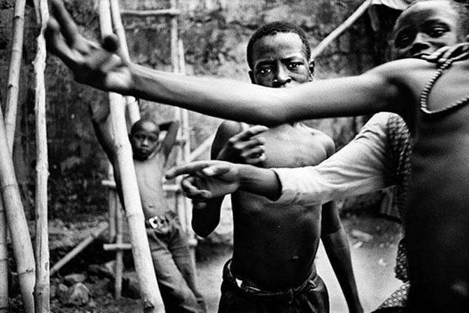 Крупнейшие трущобы в Сьерра-Леоне