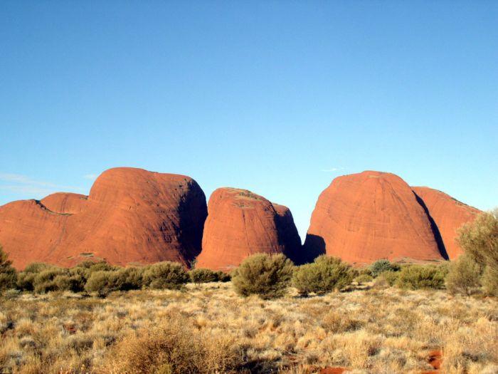Пейзажи Австралии
