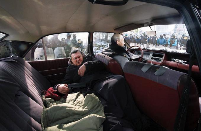 Мастер политической сатиры Андрей Будаев