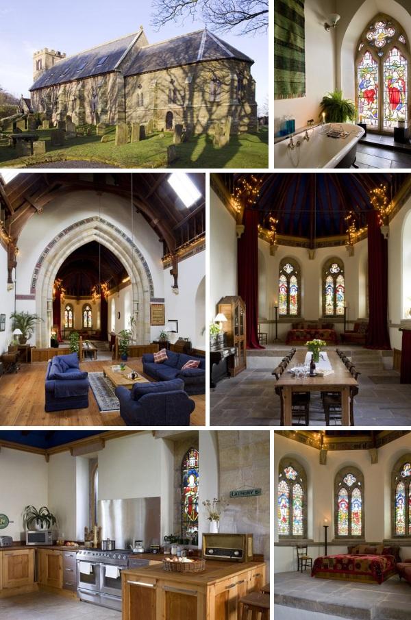 Вторая жизнь старых церквей в Англии