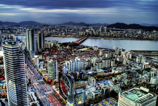 Столица Южной Кореи
