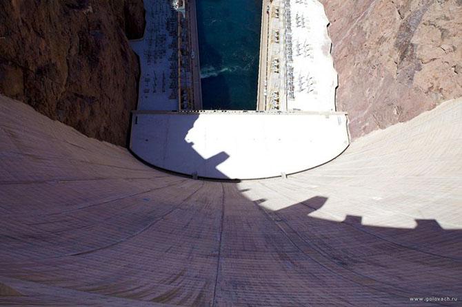 Экскурсия к уникальному гидротехническому сооружению США