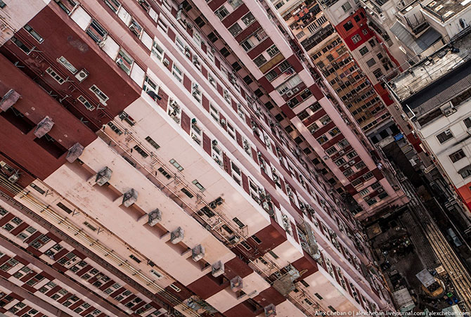Прогулка по самому густонаселенному мегаполису