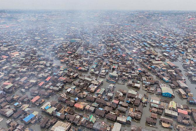 Самые колоритные трущобы планеты