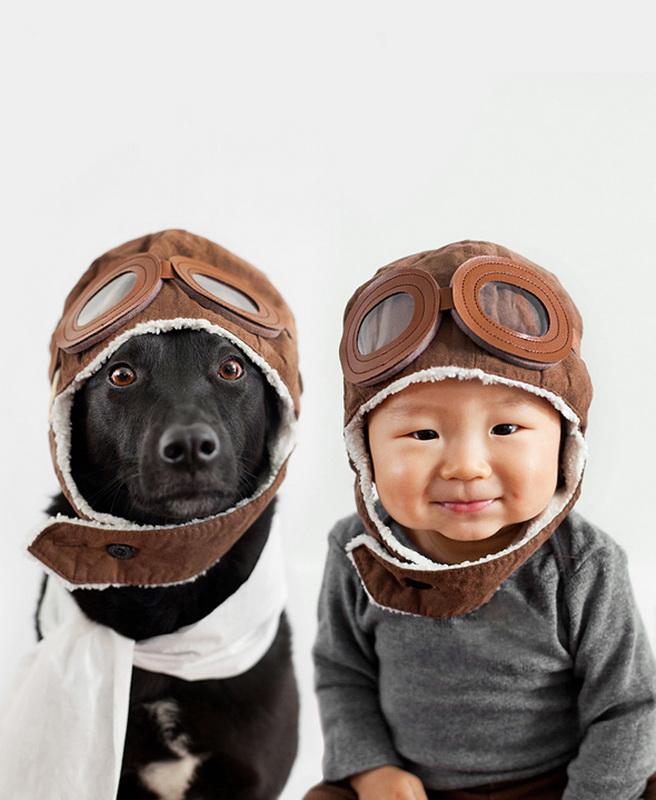 Джаспер и его друг Зои