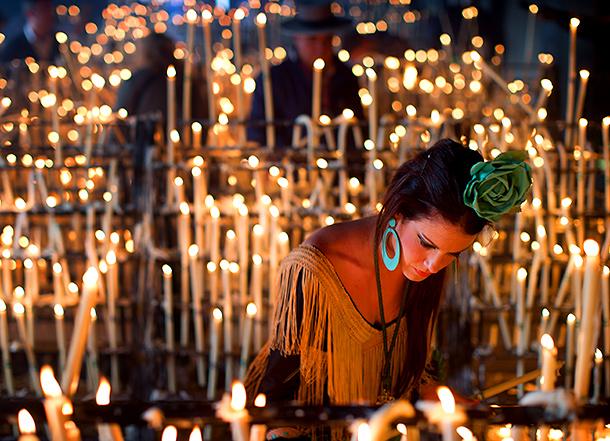 Интересные традиции празднования Пасхи в мире