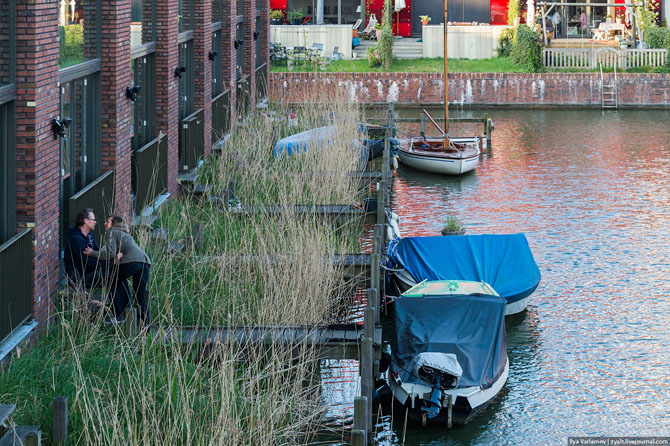Путешествие в Амстердам