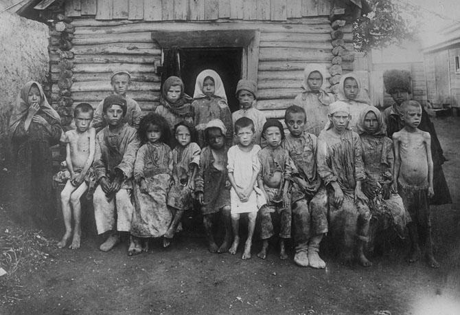 Первые дети Советского Союза