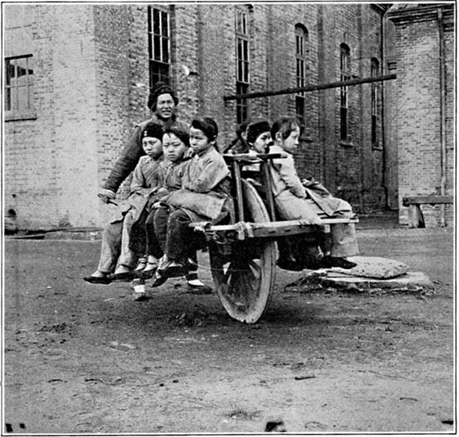 Невероятная история тачки в Китае