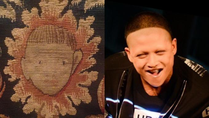 Проект B4XV: искусство Возрождения + хип-хоп