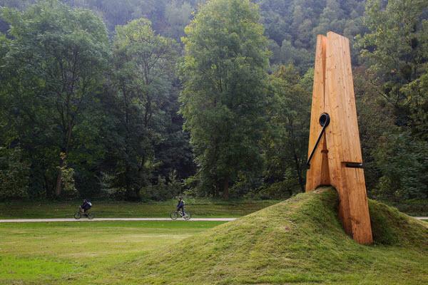 15 гигантских арт-инсталляций, которые удивили весь мир