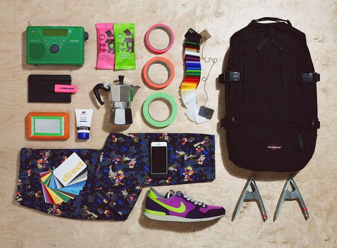 Что у вас в сумке?