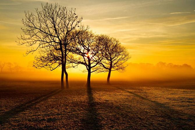 Эффектные пейзажи Земли во всей красе