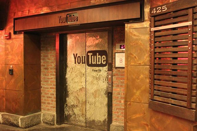 Стремительное расширение компании Google в Нью-Йорке