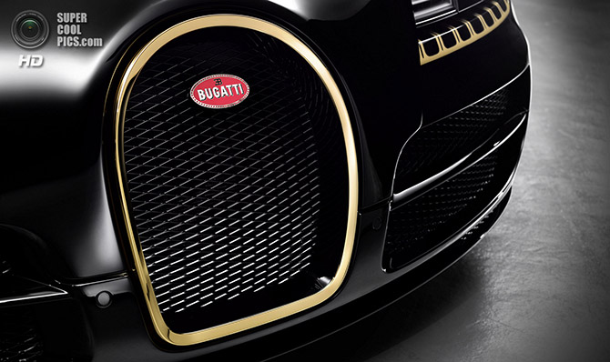 Премьера новой модели «Les Légendes de Bugatti»